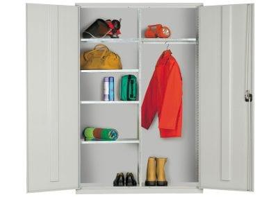 Tick Solutions 2 Door Steel Storage Cabinet