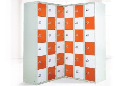 Tick Solutions Bespoke Lockers