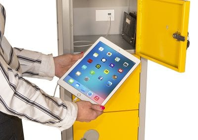 Tick Solutions Charge Point Lockers