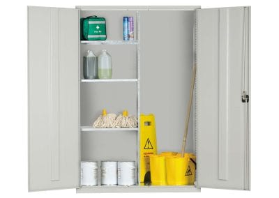 Tick Solutions Chemical Steel Storage Cabinet
