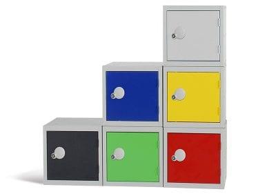 Tick Solutions Cube Lockers