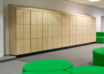 Tick Solutions - Fitted Lockers