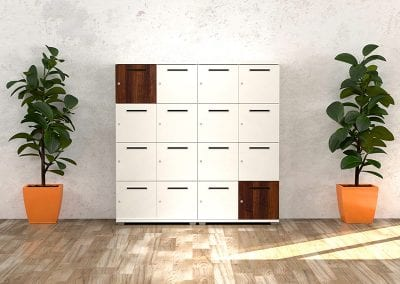 Tick Solutions Letterbox Lockers