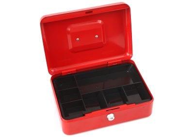Tick Solutions Lockable Cash Box