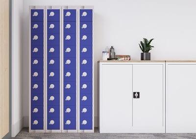 Tick Solutions Tall Lockers