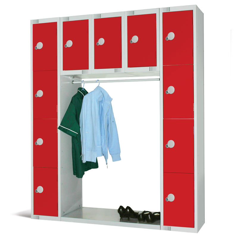 Tick Solutions Lockers Storage Fade In