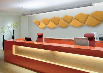 Tick Solutions Acoustic Screens - Freestanding