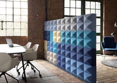 Tick Solutions Acoustic Screens - Room Divider